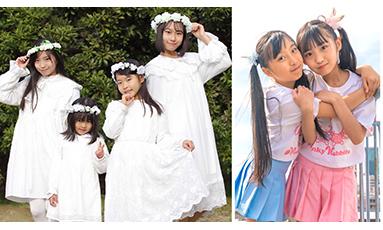 Angel Sisters 響野四姉妹とPinky Rabbits