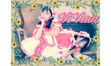 Cute Entertainemt定期公演(ViVian/七海七奈)