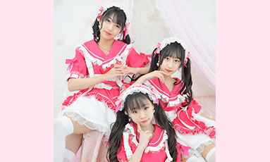 Cute Entertainment定期公演(ViVian+Pink addiction)