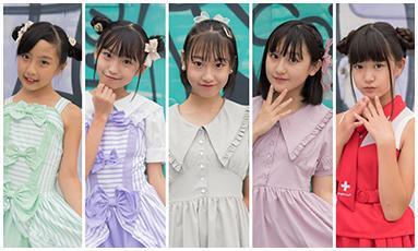 響野アンナ生誕公演(30分)(出演:響野アンナ、姫柊とあ、Pinky Rabbits (唯花&ユリア) 、あんここ(心花&アンナ))
