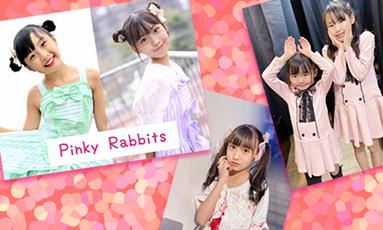 Pinky Rabbits公演(Pinky Rabbits /響野ユリア(ソロ)/Angelちびーず)